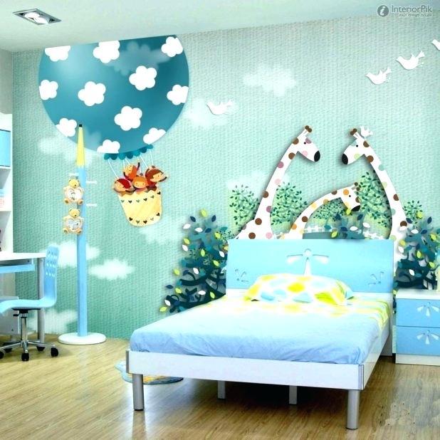 کاغذ دیواری کودک
