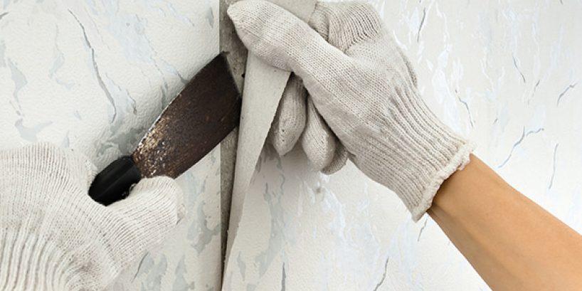 تعمیر کاغذ دیواری