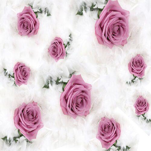 پوستر سه بعدی طرح گل کد 12