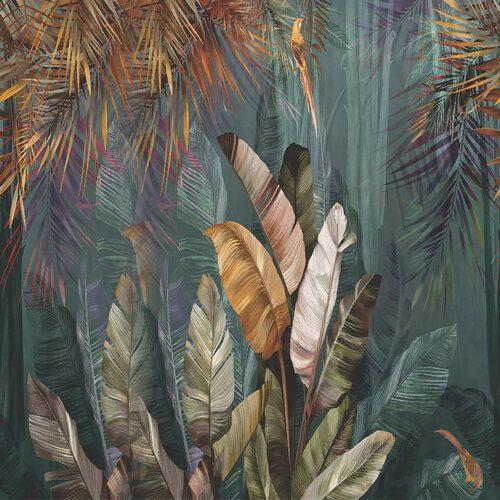 پوستر سه بعدی طرح گل کد 29