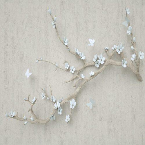 پوستر سه بعدی طرح گل کد 31