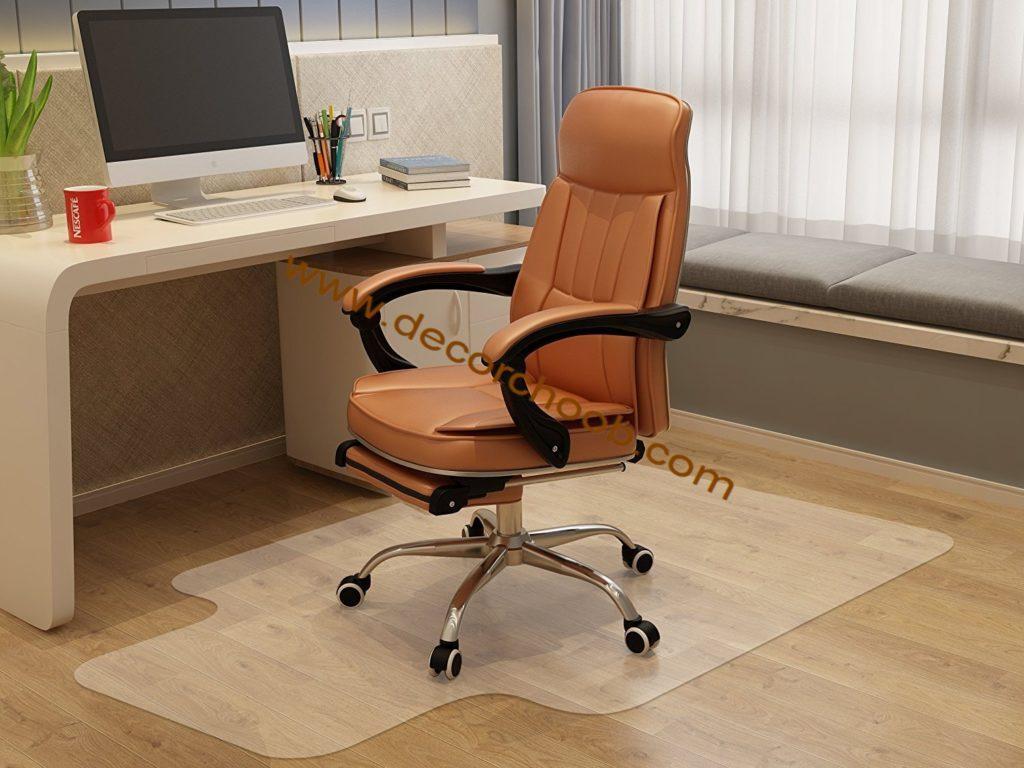 پارکت لمینت برای اتاق کار مدیر عامل