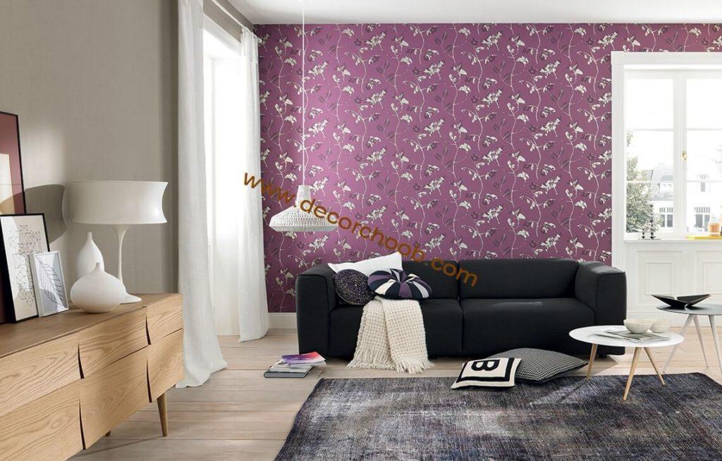 کاغذ دیواری برای خانه ویلایی