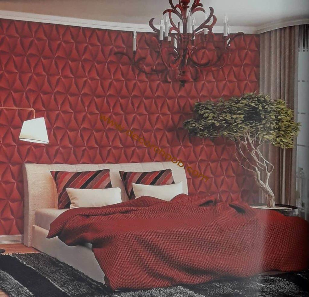 کاغذ دیواری سه بعدی برای هتل