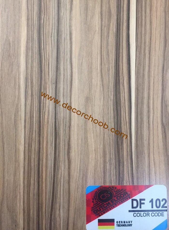 لمینت داچ فلور DUTCH FLOOR رنگ چوب