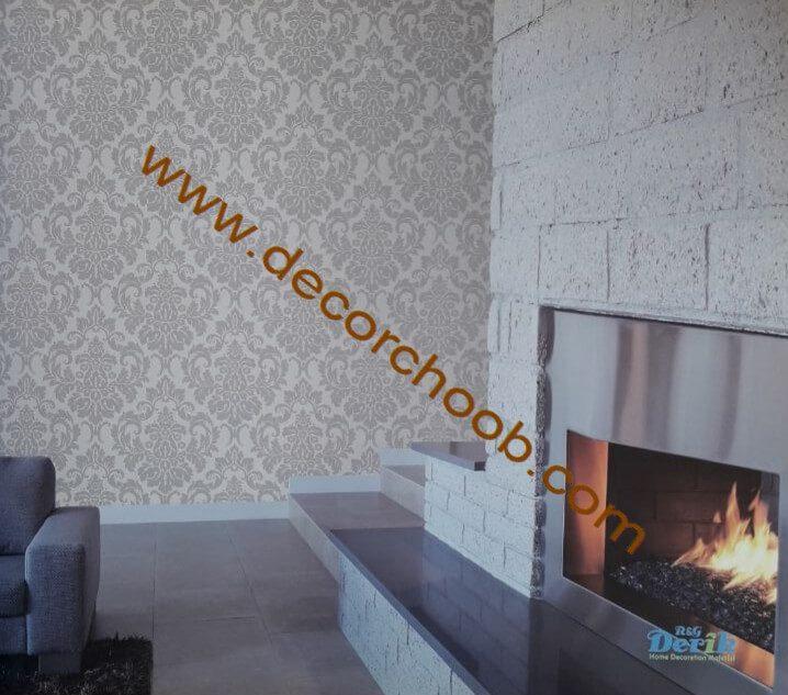 آلبوم کاغذ دیواری SCARLETT با طرح گل داماسک