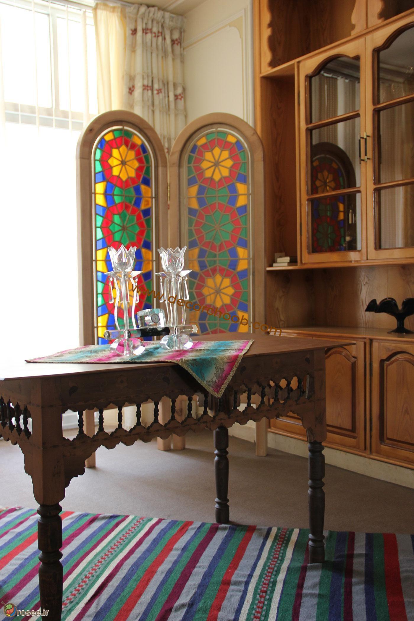 دکوراسیون خانه های سنتی