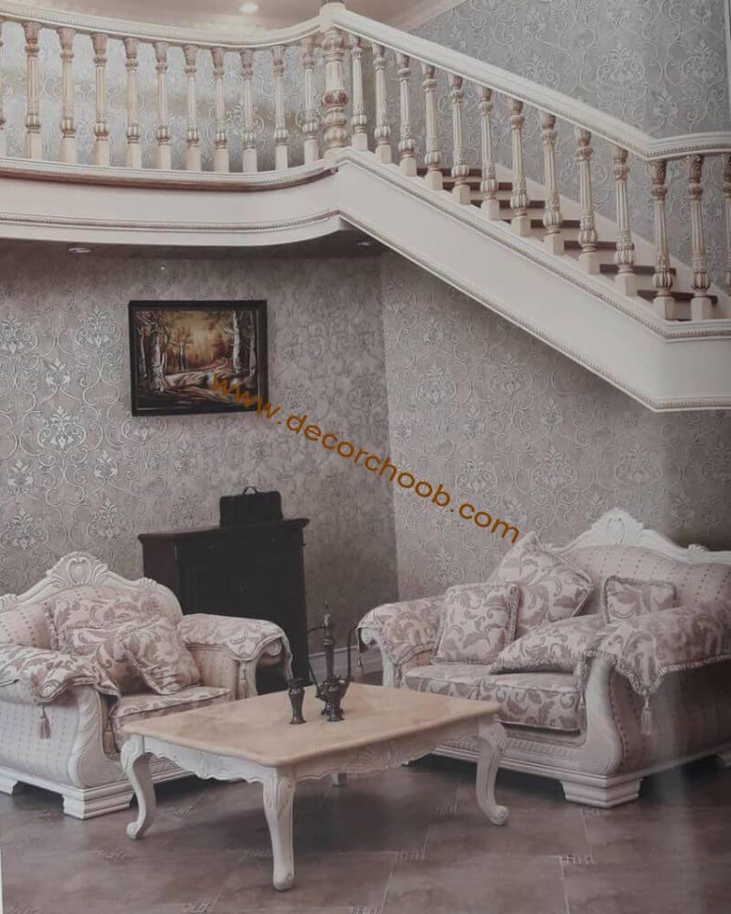 آلبوم کاغذ دیواری ایوانکا IVANKA نمونه طرح های کاغذ دیواری پذیرایی
