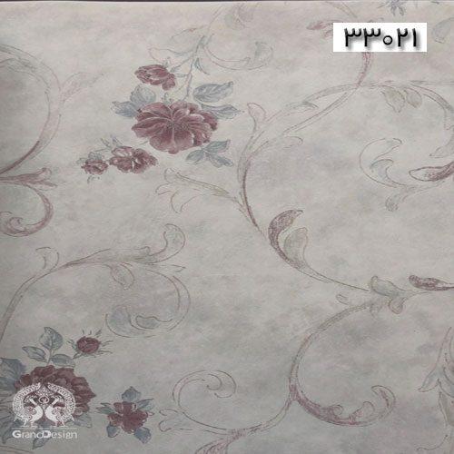 کاغذدیواری گلدار از آلبوم IVANKA