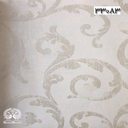 کاغذدیواری طرح های اسلیمی طلایی