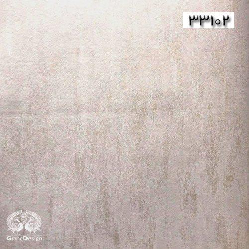 کاغذدیواری ساده طلایی-زرد از آلبوم IVANKA