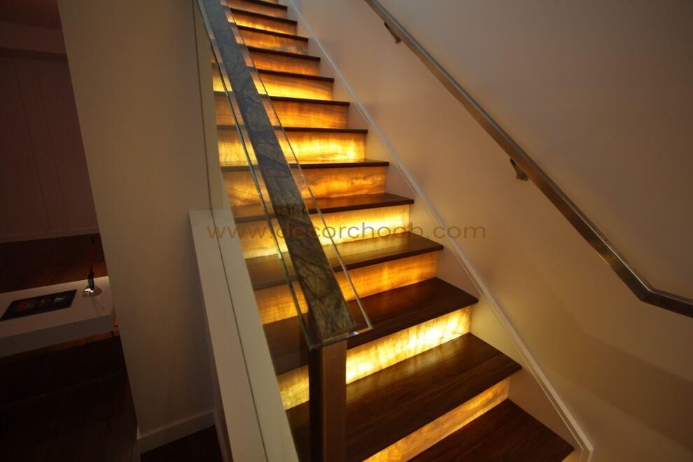 نورپردازی راه پله 2