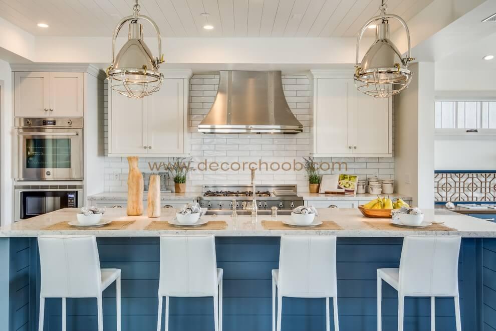 سبک طراحی آشپزخانه Beach