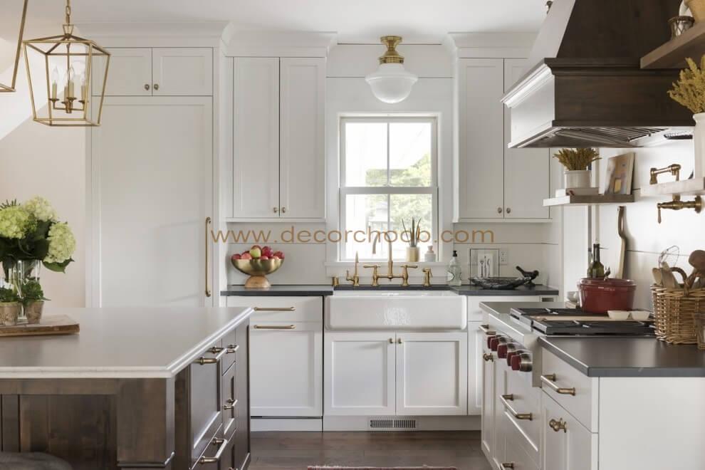 سبک طراحی آشپزخانه Farmhouse