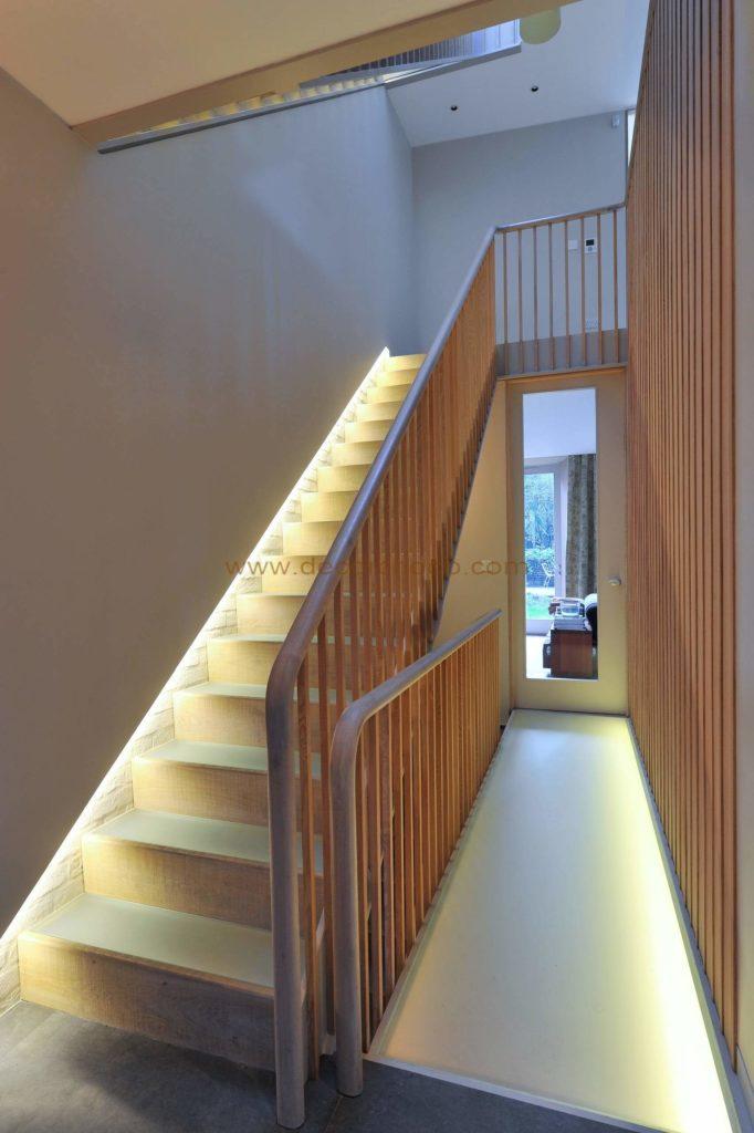 نورپردازی راه پله Linear Step Lights