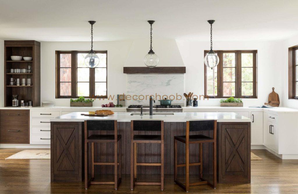 سبک طراحی آشپزخانه Mediterranean