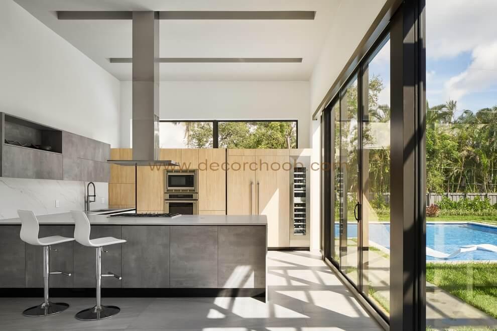 سبک طراحی آشپزخانه Modern