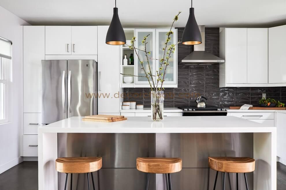 سبک طراحی آشپزخانه شیک