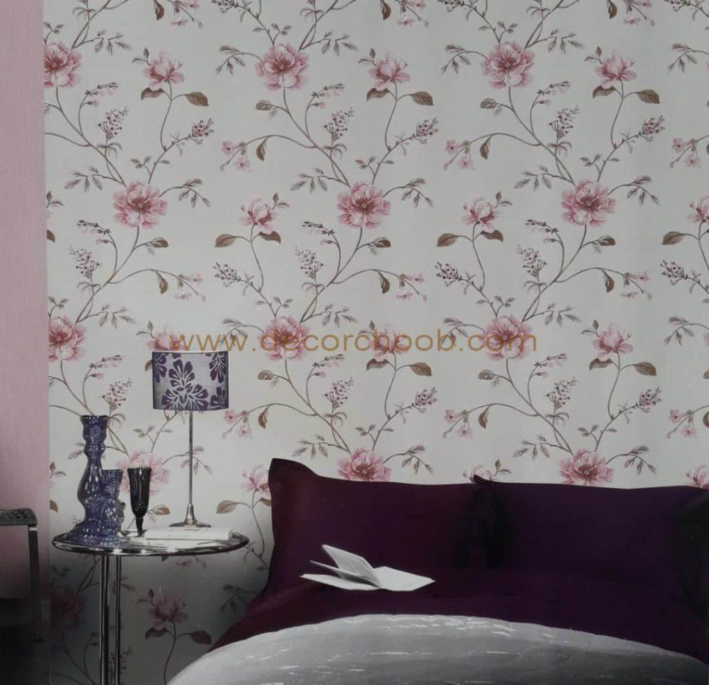 کاغذ دیواری اتاق پذیرایی