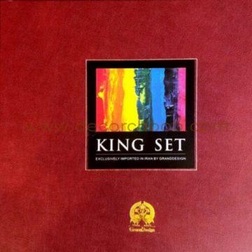 آلبوم کاغذ دیواری king set کینگ ست