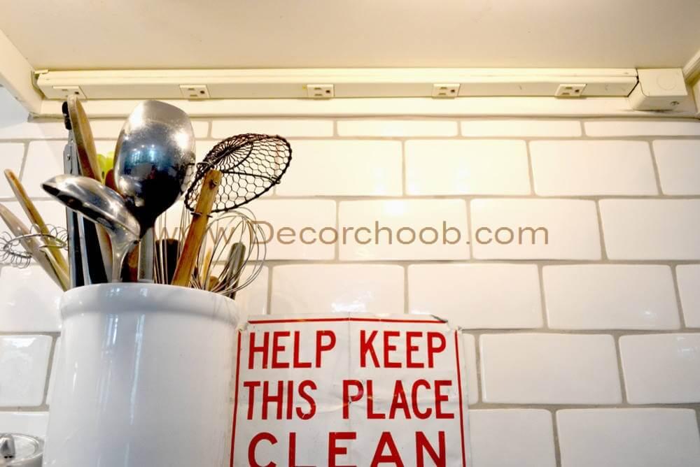 استفاده بهینه از فضای آشپزخانه