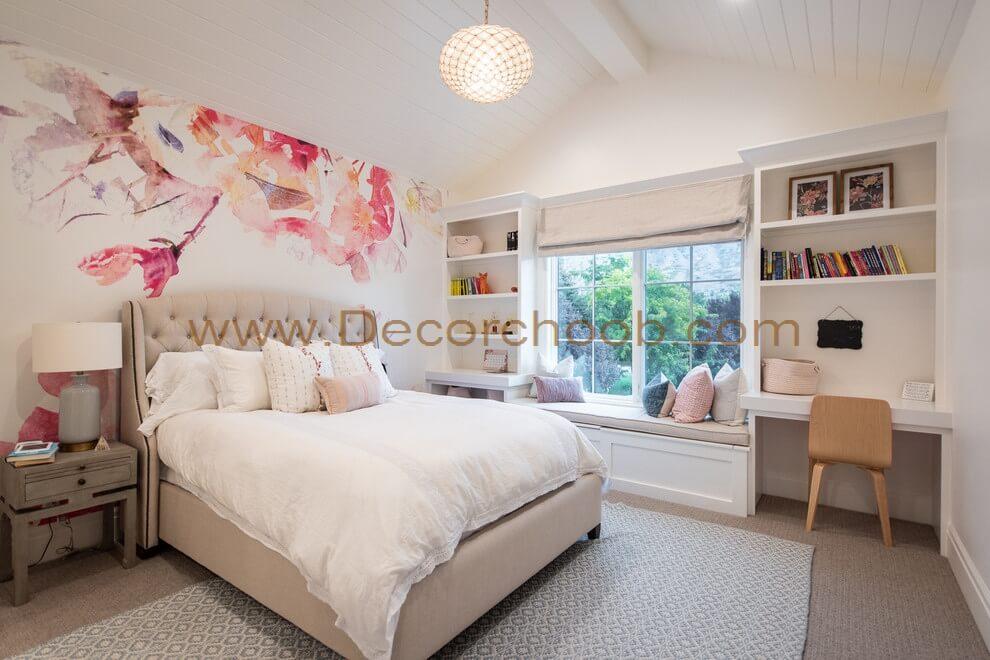 اتاق خواب تان را شاد و بهاری طراحی کنید