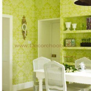 کاغذ دیواری قدیمی یا کلاسیک از گذشته تا کنون در طراحی دکوراسیون منزل