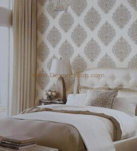 کاغذ دیواری پشت تختخواب آلبوم کاغذ دیواری ورسک veresk