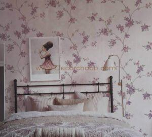 آلبوم کاغذ دیواری ورسک veresk با طرح های گل گلی