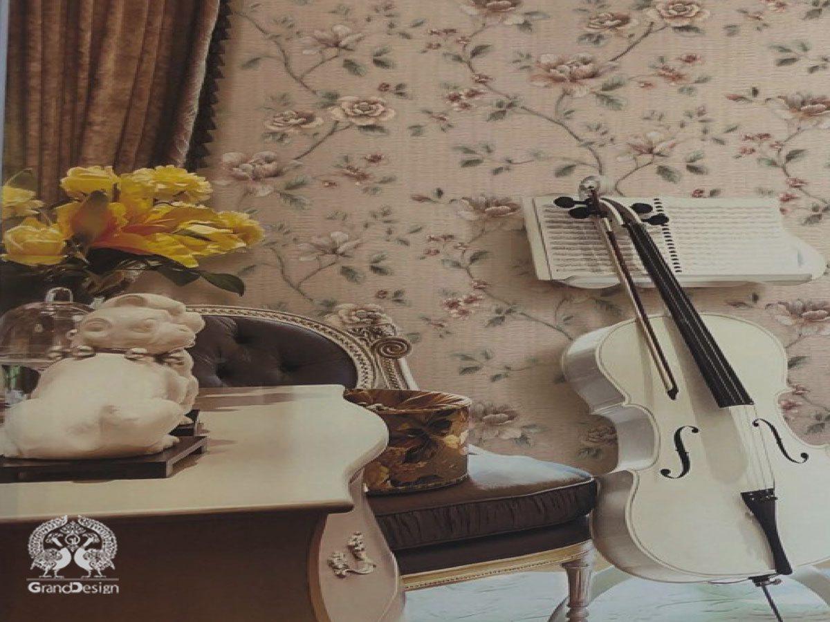 طرح گل از آلبوم آنابلا-دکورچوب