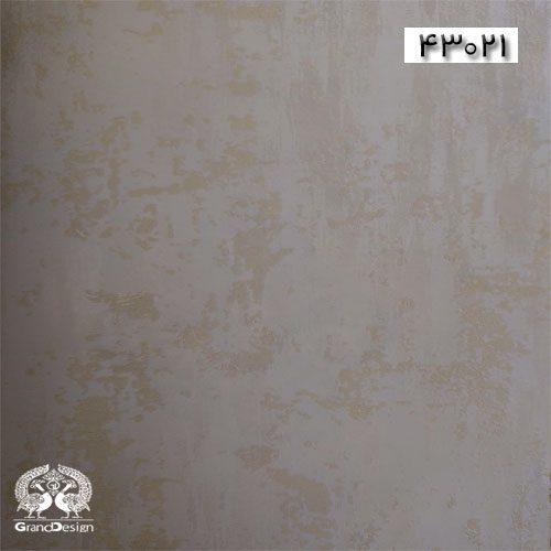 کاغذدیواری ساده رنگ نقره ای از برند ملانیا-دکورچوب