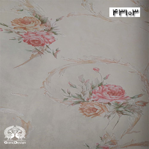گل سنتی صورتی رنگ