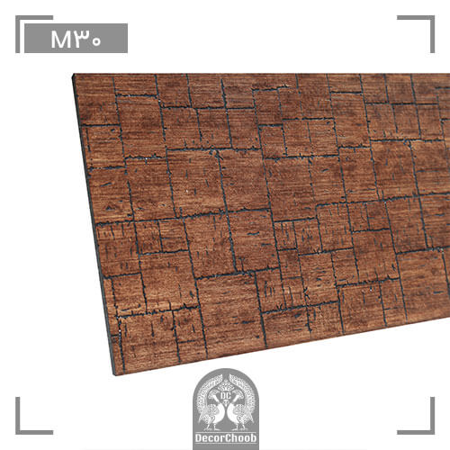 دیوارپوش هوم لوکس (home lux) کد m30-سطح مقطع